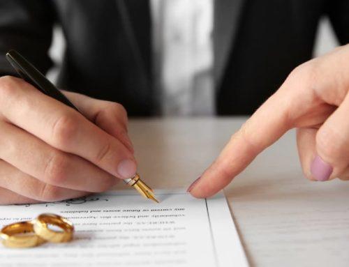 Составление Брачного договора, соглашение о разделе совместно нажитого имущества