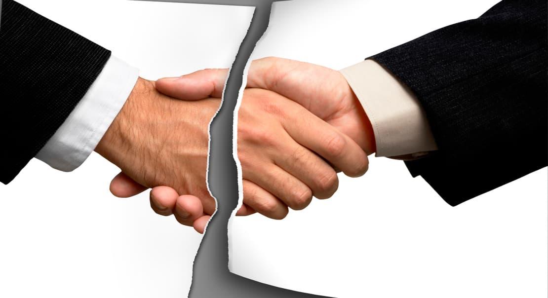 Признание сделок недействительными