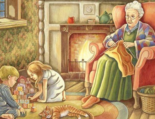 Устранение препятствий к общению с внуками деда и бабки